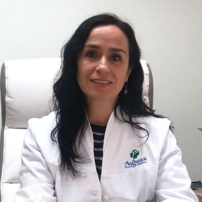 Dra. María Molina Rivas