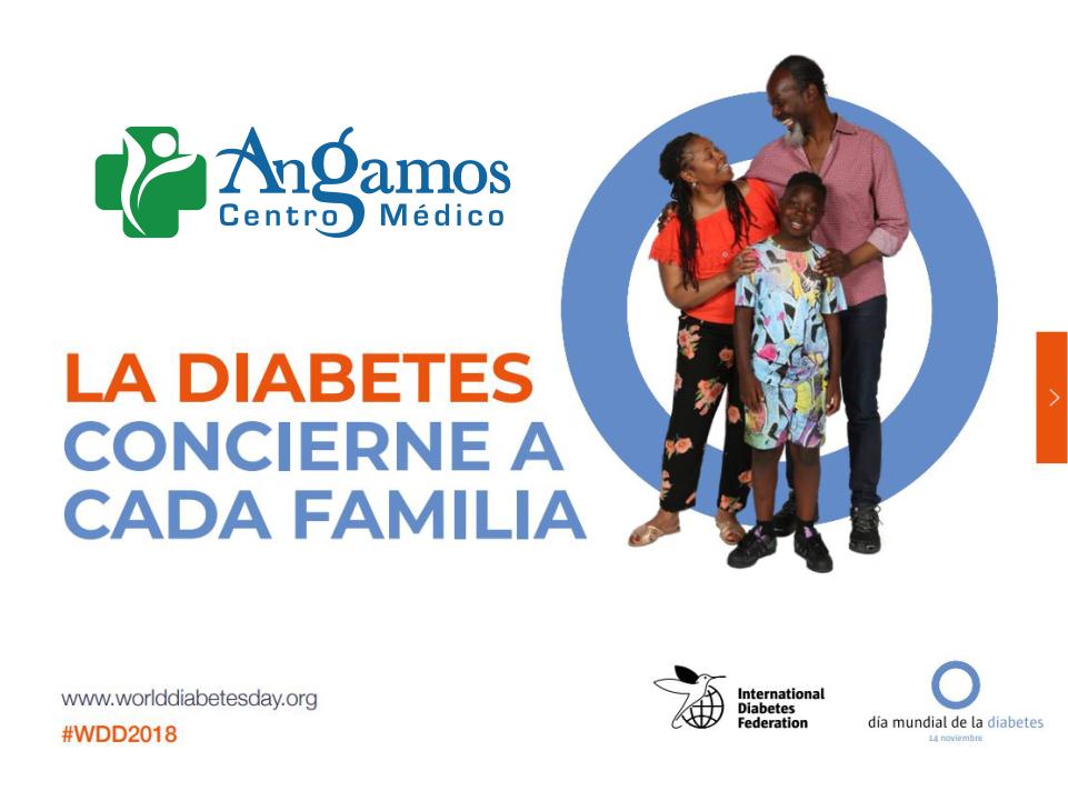 Día Mundial de la Diabetes 2018