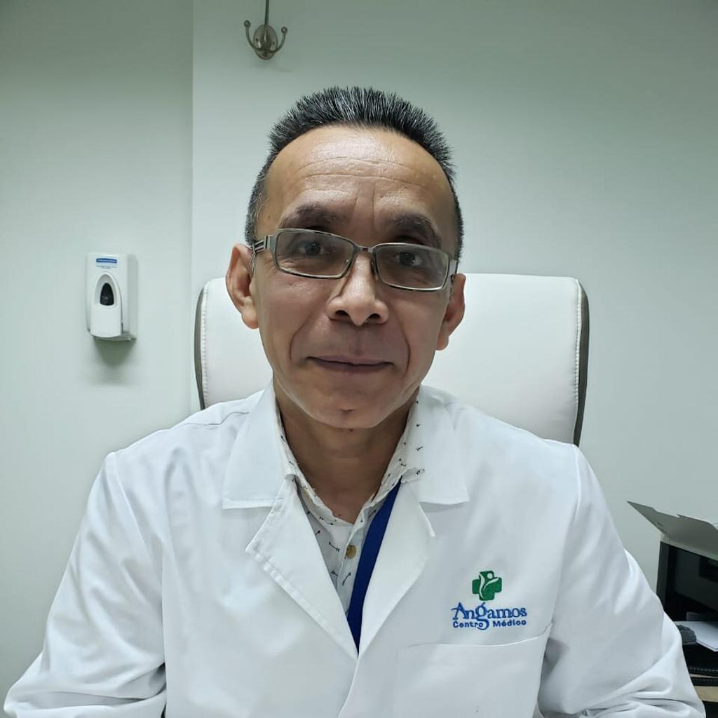 Dr. Marco Rafael Medina