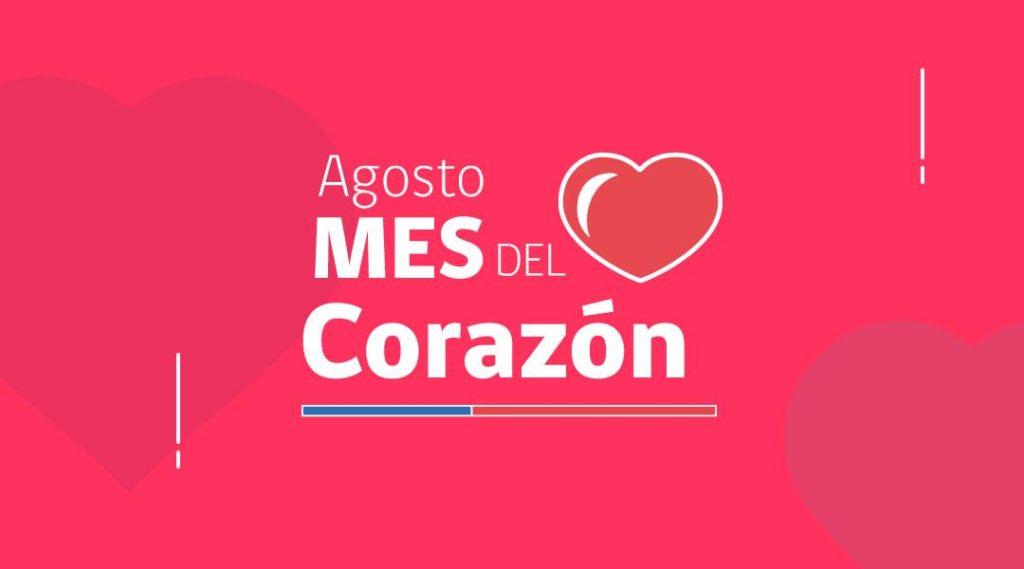 Agosto mes del corazón – ¡La prevención es clave!